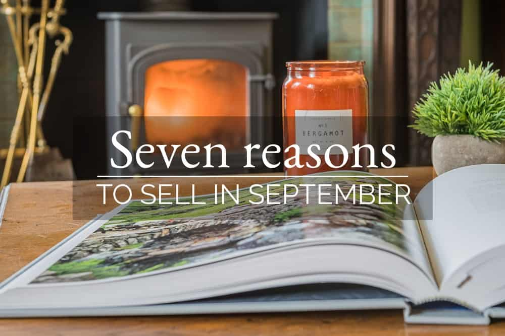 Seven reasons to sell in September