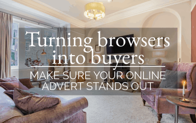 Turning browsers into buyers – make sure your online advert stands out