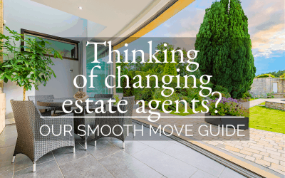 Thinking of changing estate agents? Our smooth move guide